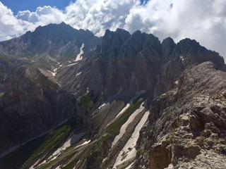 Via CAI di Penne – Cresta del Centenario e discesa per il Monte Prena
